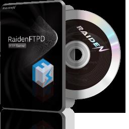 Ftpソフト Raidenftpd Ftpサーバ無料 フリー ダウンロード